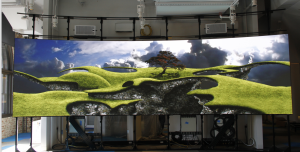 High Definition big LED screens